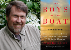 """Daniel James Brown, Author of """"The Boys in the Boat"""""""