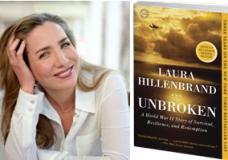 "Hsu Untied: Laura Hillenbrand, Author of ""Unbroken"""