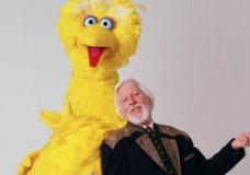 Hsu Untied: Big Bird and Oscar the Grouch (Caroll Spinney)