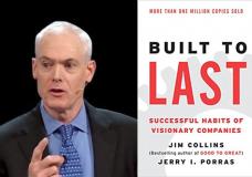 "Hsu Untied: Jim Collins, Author of ""Built to Last"""